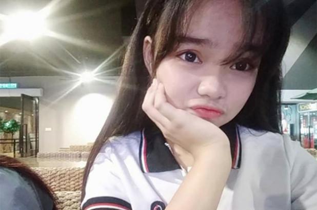 الفتاة الماليزية