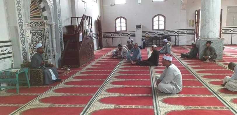 دروس المساجد بالأقصر(1)