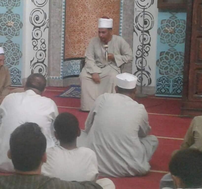 دروس المساجد بالأقصر(7)