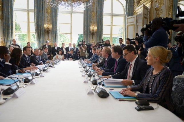 اجتماع قادة العالم