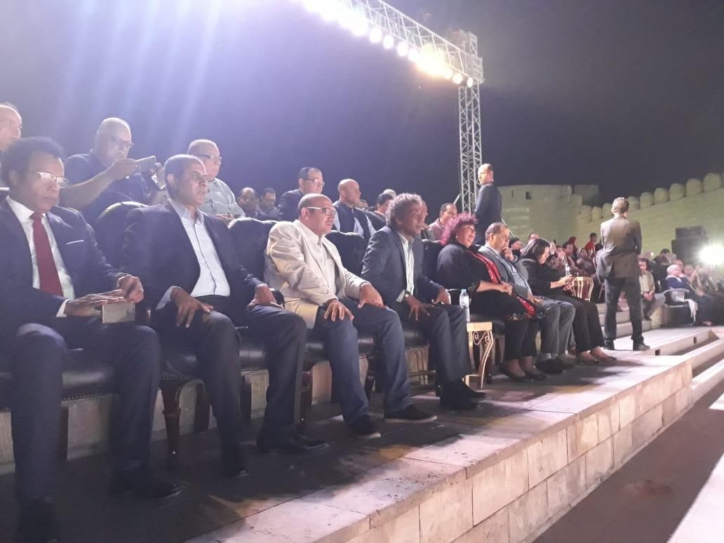 فعاليات ثقافية بمسرح سور القاهرة الشمالى (4)