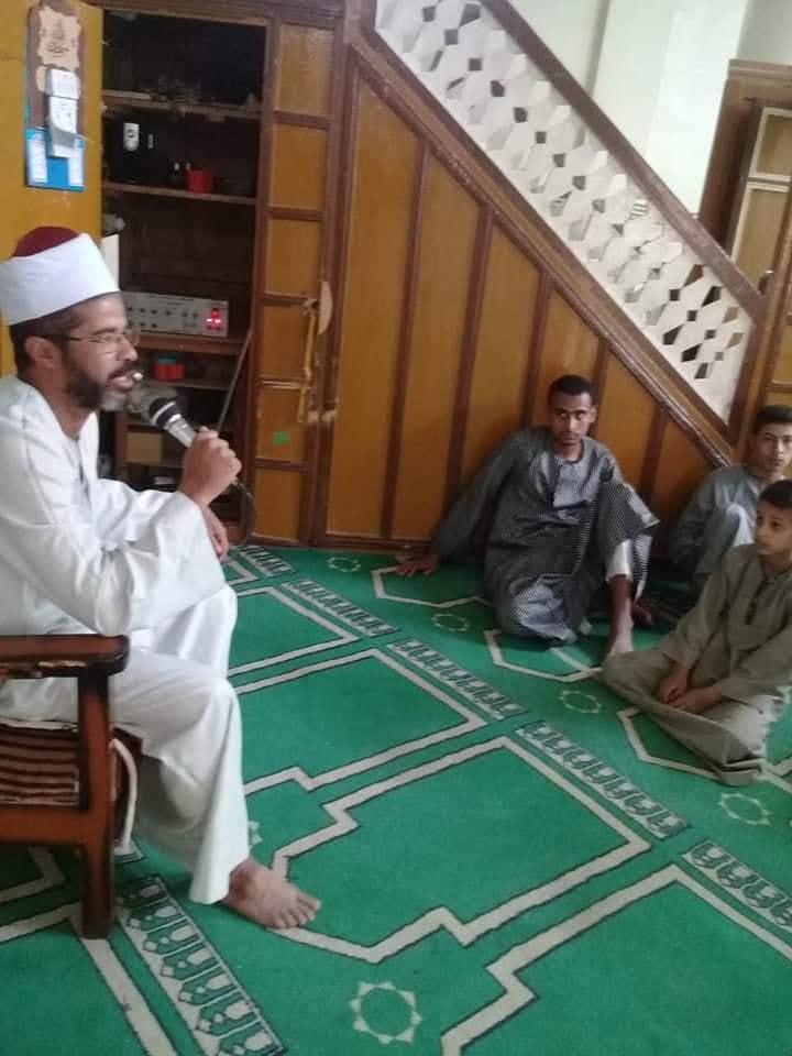 دروس المساجد بالأقصر(2)