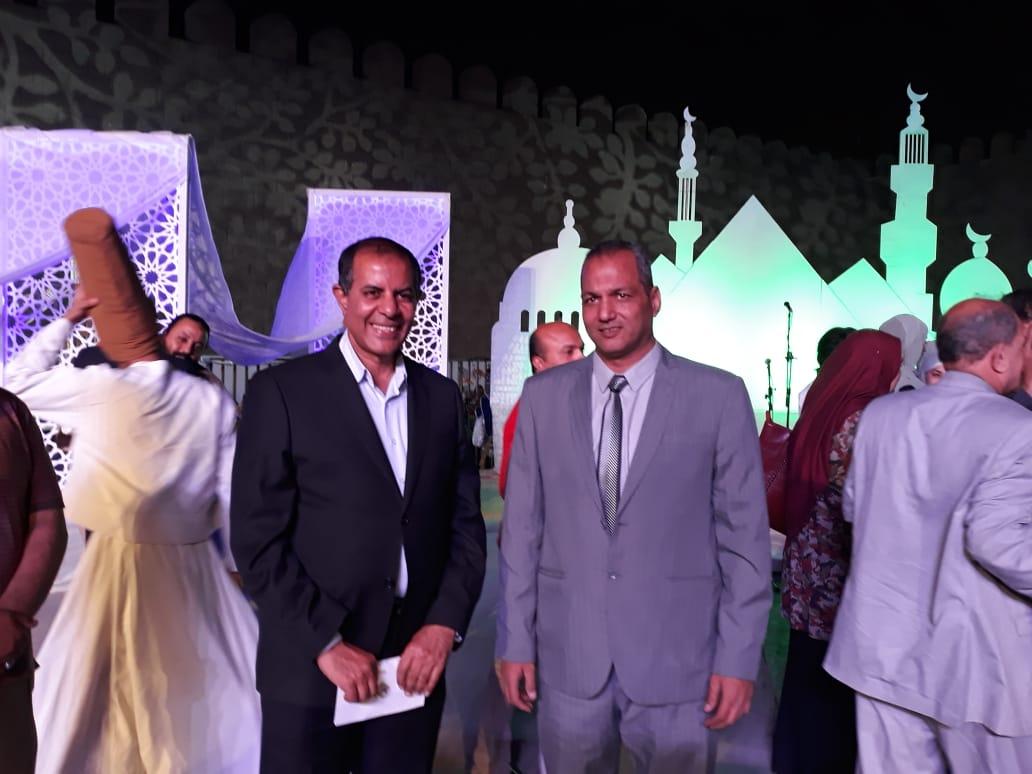 فعاليات ثقافية بمسرح سور القاهرة الشمالى (3)