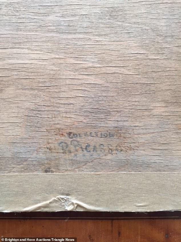 دلائل على أصلية اللوحة