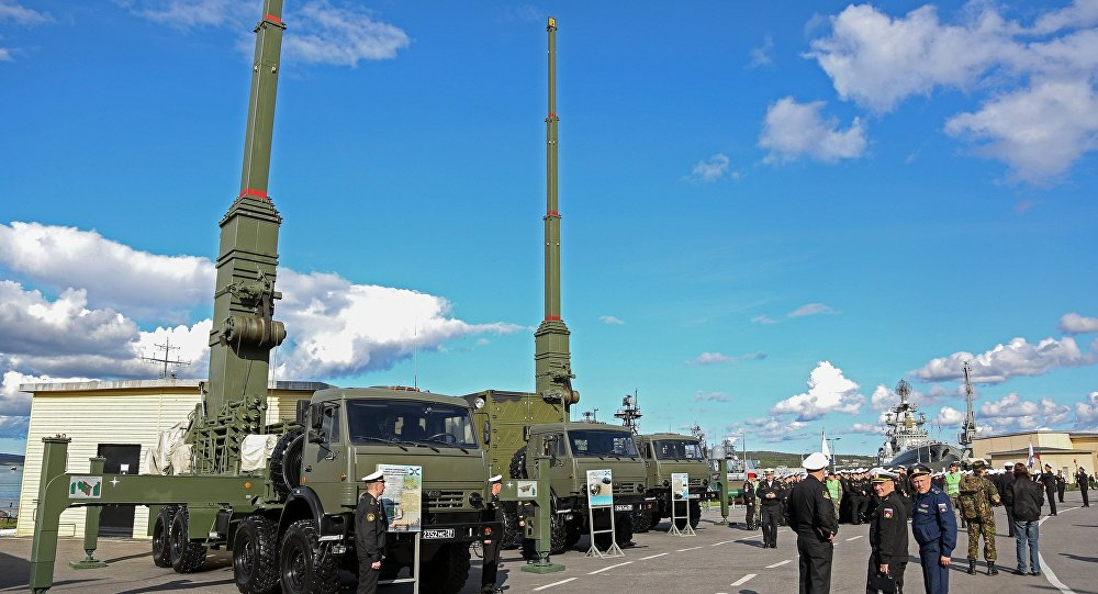 أسلحة إلكترونية روسية