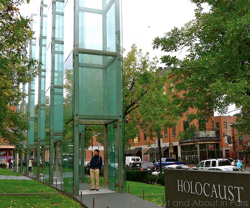 النصب التذكارى للهولوكست