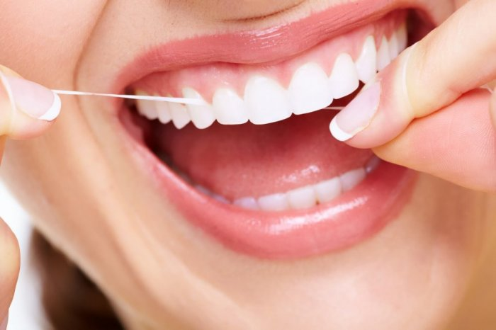 نصائح للوقاية من تسوس الأسنان (1)
