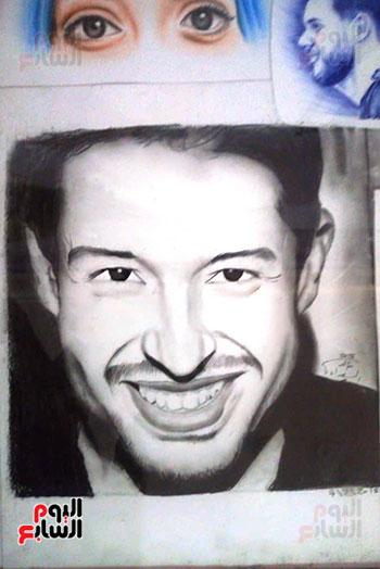 صورة أعجبت محمد صلاح من أحد محبيه (8)