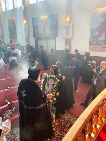 البابا تواضروس يترأس صلوات عشية القديس اثناسيوس الرسولى (17)