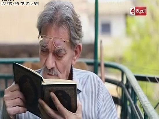الحاج يونس الفائز بجائزة أسم من مصر