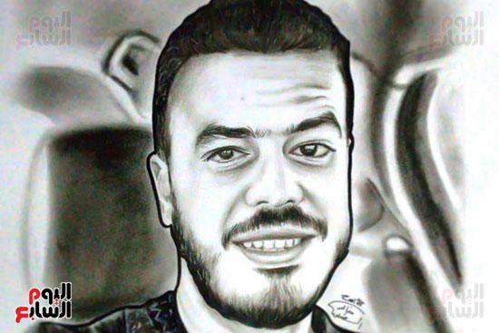 صورة أعجبت محمد صلاح من أحد محبيه (5)