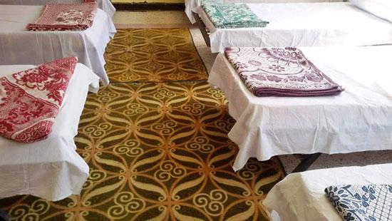 استراحات مراقبى امتحانات الدبلومات الفنية بكفر الشيخ  (6)