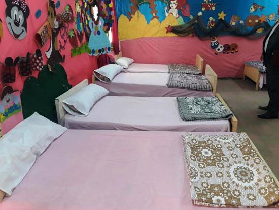 استراحات مراقبى امتحانات الدبلومات الفنية بكفر الشيخ  (3)