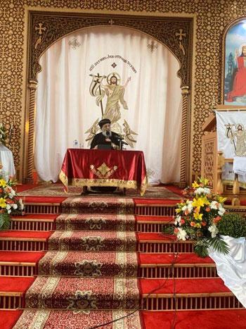 البابا تواضروس يترأس صلوات عشية القديس اثناسيوس الرسولى (8)