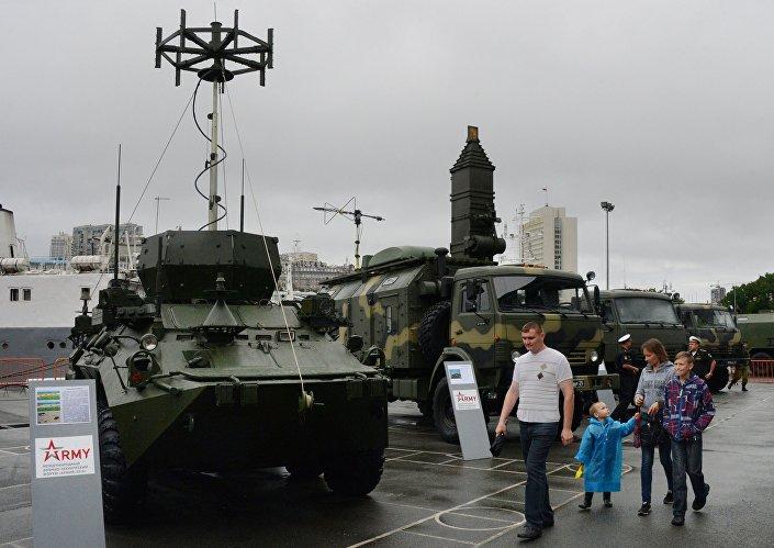 مجموعة معدات إنفاونا للحرب الإلكترونية