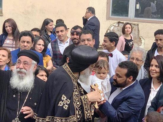 البابا تواضروس يترأس صلوات عشية القديس اثناسيوس الرسولى (38)