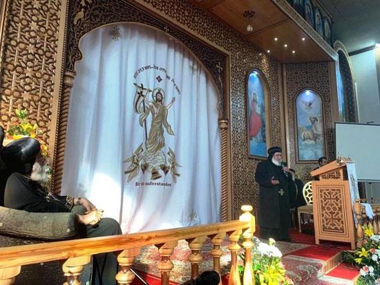 البابا تواضروس يترأس صلوات عشية القديس اثناسيوس الرسولى (10)