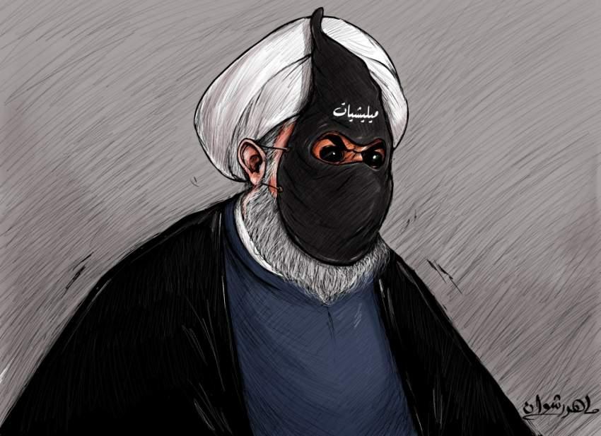 كاريكاتير الرؤية الاماراتية