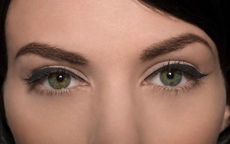 العيون المتقاربة