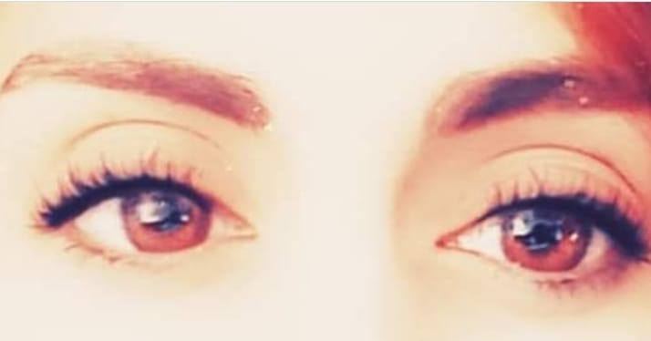 عيون بزواية لاسفل