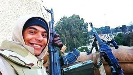 الشهيد محمد معتز (2)