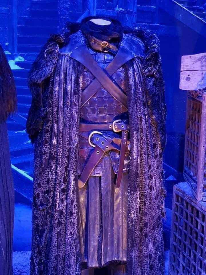ملابس الشخصيات الرئيسية فى Game of Thrones