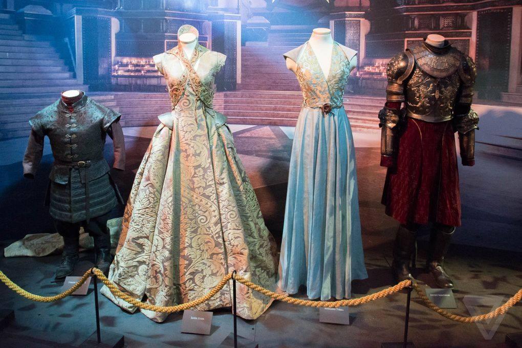 ملابس عائلة لانيستر Game of Thrones