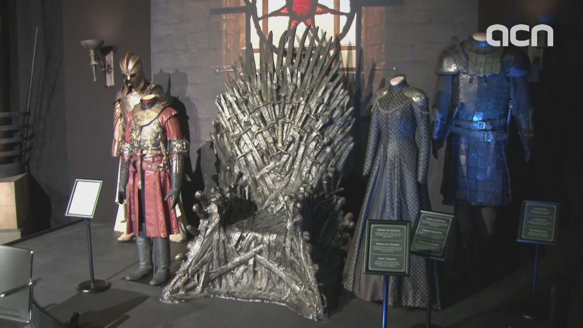 جانب آخر للعرش الحديدى فى Game of Thrones