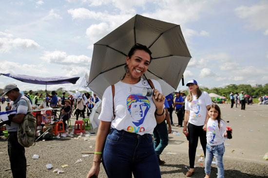 أنصار-الرئيس-البوليفى-إيفو-موراليس-يتظاهرون-دعما-لترشحة-لولاية-رابعة-(7)