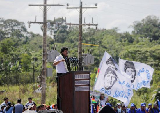 الرئيس-البوليفى-موراليس
