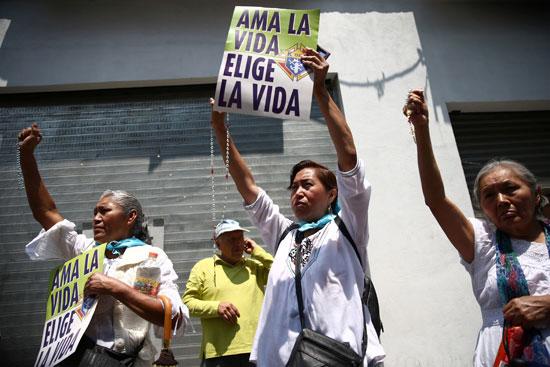 مظاهرات-ضد-الإجهاض-فى-المكسيك-(6)