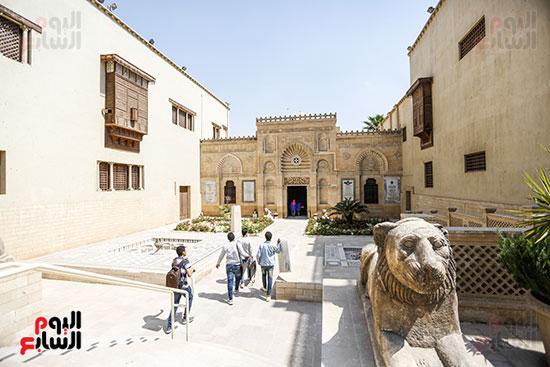 المتحف القبطى (1)