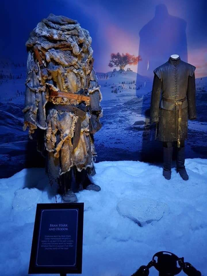 ملابس بران ستارك Game of Thrones