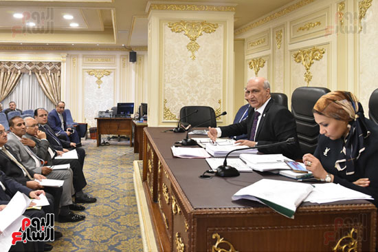 اجتماع لجنه التعليم بالبرلمان (4)