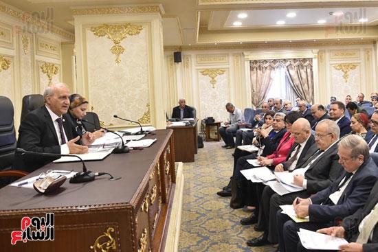اجتماع لجنه التعليم بالبرلمان (3)