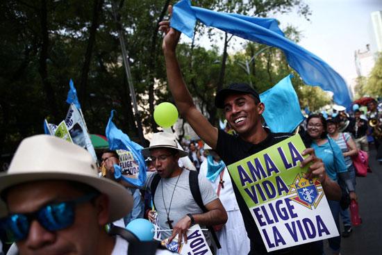 مظاهرات-ضد-الإجهاض-فى-المكسيك-(3)