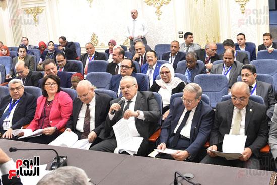 اجتماع لجنه التعليم بالبرلمان (8)