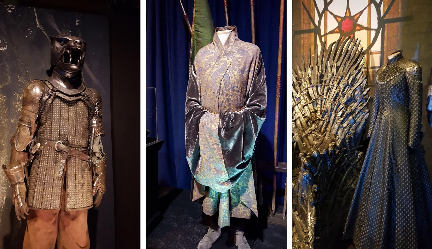 ملابس Game of Thrones
