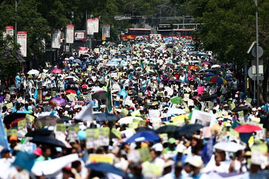 مظاهرات-ضد-الإجهاض-فى-المكسيك-(1)