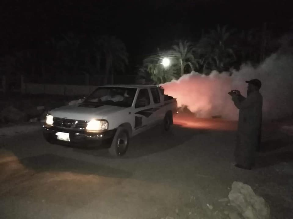 سيارة مكافحة الحشرات (2)