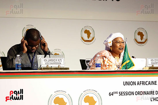اجتماعات اللجنة الأفريقية المعنقدة بشرم الشيخ (2)