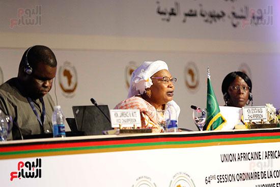 اجتماعات اللجنة الأفريقية المعنقدة بشرم الشيخ (4)