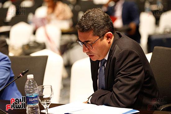 اجتماعات اللجنة الأفريقية المعنقدة بشرم الشيخ (20)