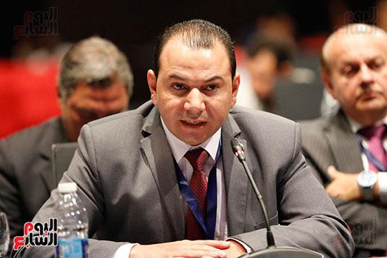 اجتماعات اللجنة الأفريقية المعنقدة بشرم الشيخ (15)