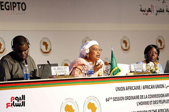 اجتماعات اللجنة الأفريقية المعنقدة بشرم الشيخ (5)