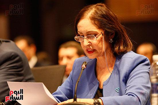 اجتماعات اللجنة الأفريقية المعنقدة بشرم الشيخ (8)