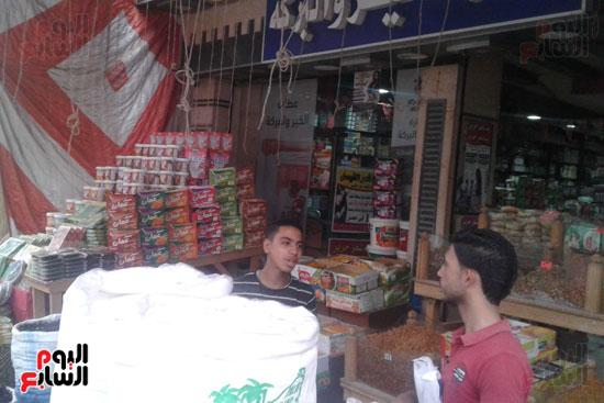 انخفاض أسعار ياميش رمضان 25  عن العام (13)
