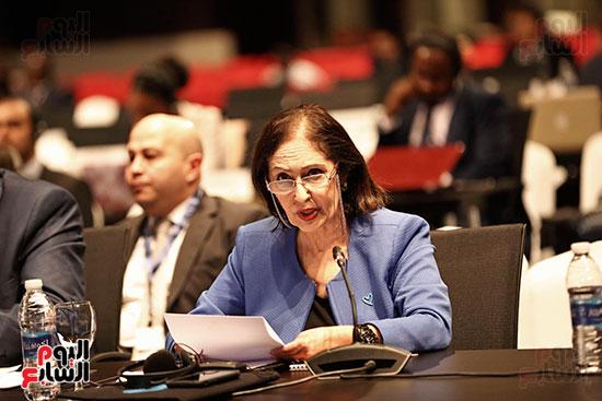اجتماعات اللجنة الأفريقية المعنقدة بشرم الشيخ (7)