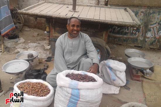 انخفاض أسعار ياميش رمضان 25  عن العام (2)