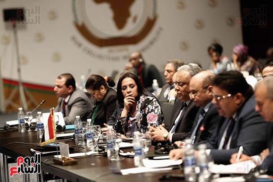 اجتماعات اللجنة الأفريقية المعنقدة بشرم الشيخ (17)